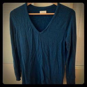 Lou &Grey Signature Soft Tunic Sweatshirt M